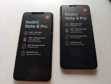 XlA0Ml REDMI N0TE 6 PR0 4/64GB