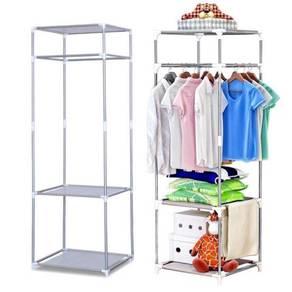 Multipurpose Cloth Hanger Organize Rack