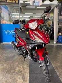 Sym sport rider 125 full loan