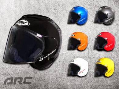 ARC Ritz Helmet W/Clear Visor