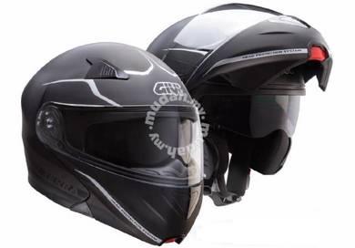 GIVI Fullface Helmet MX1 Terra (Flip Up)