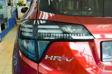 TAIL LAMP BODYKIT Honda hrv light bar taillamp
