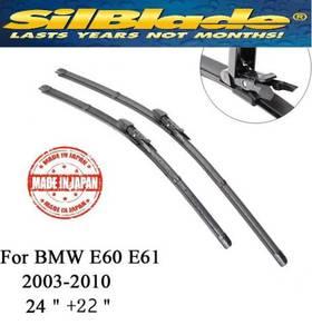 Bmw CAR SILBLADE USA silicone wiper blade