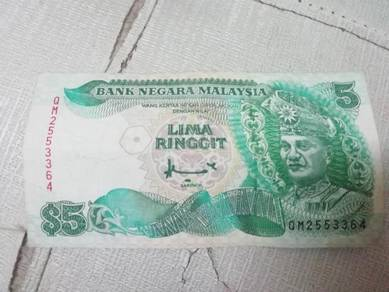 Old Malaysia Notes for sell.