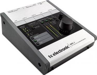 TC Electronic BMC-2 D/A Converter and Monitor