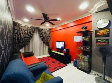 [GOOD INVESTMENT] Sri Lavender Apartment, Taman Sepakat Indah 2, Kajan