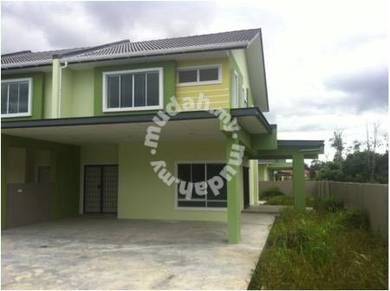 Double Storey Terrace Corner for Rent - Family or Professionals only