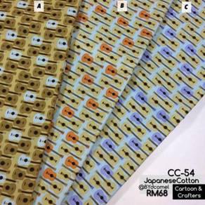 Kain Cotton High Quality & Murah CC-54