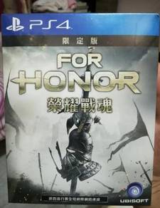 PS4 Game For Honor Deluxe Edition