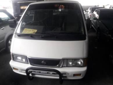Nissan vanette FEEL goodod condition