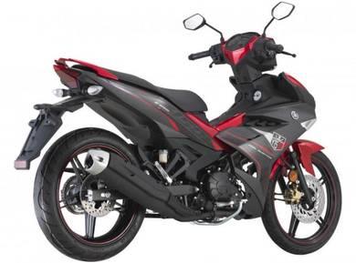 Yamaha y15 y15zr Low Deposit Promotion