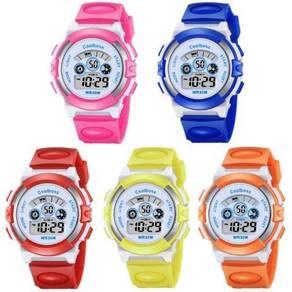 Kids led digital watch