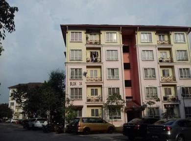 Apartment Delima Bkt Jelutong Shah Alam