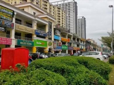 Taman Melati Utama Setapak Kuala Lumpur Shop Office Fully Furnished