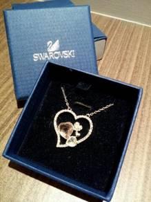 Swarovski Love Heart Pendant