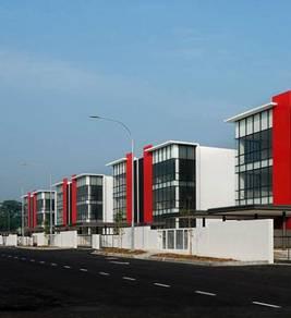 3 Sty Semi-D Factory, Hub Perindustrian Suntrack, Bandar Baru Bangi