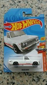 HotWheels Mazda Repu White