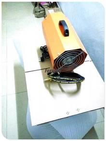 LPG Gas air heater for stretch ceiling film