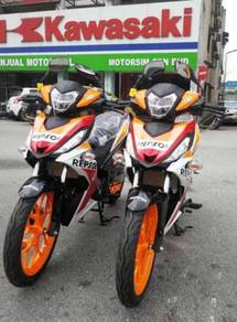 RS150R RS150i Repsol Trico - June Menu