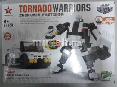 Tornado Warrioss