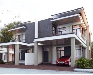 Double Storey Semi-D Seremban Town / Temiang / Lake Garden /