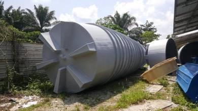 Fish rearing tanks