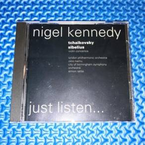 Nigel Kennedy - Violin Concertos [1992] Audio CD