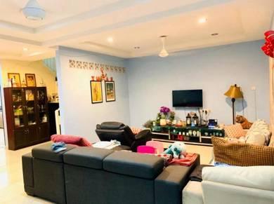 Taman Gembira Klang Near Port Klang Fully Renovated 2 Storey ENDLOT