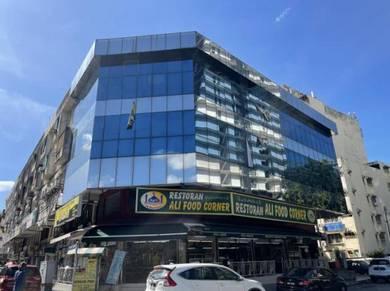 Pudu shop office corner lot jalan pudu big space kuala lumpur++