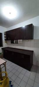 One Selayang Apartment 3R2B + Kitchhen Cabinet Medium Floor For Rent