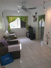 Apartment Harmoni Damansara Damai Ground Floor l 1k Booking Fully Reno