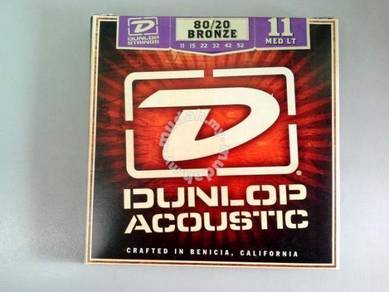 011-052 Acoustic Guitar String - DAB1152 (Dunlop)