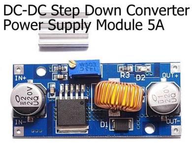 DC Step Down Buck Converter Power Supply Module 5A