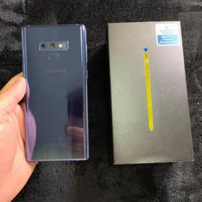 Samsung Note 9 Blue with Receipt (CAN TRADE)