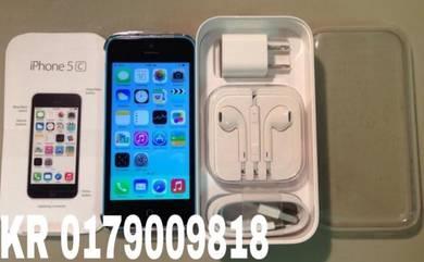Iphone 5c 32g fullset kotak come