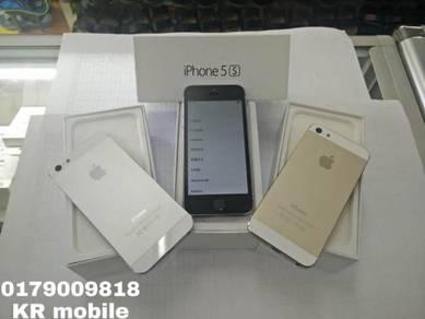 Iphone (5s) 32gb rom seconhand ori