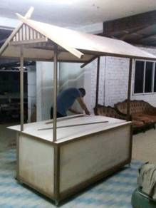 Stall kayu