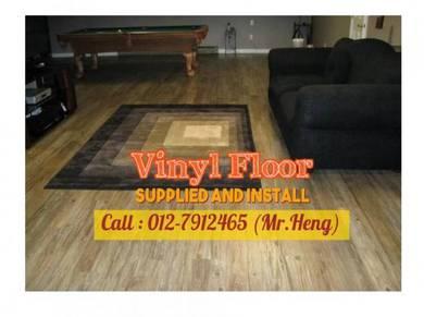 Install Vinyl Floor for your Shop-lot MN59