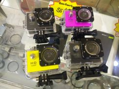 Action camera hd video