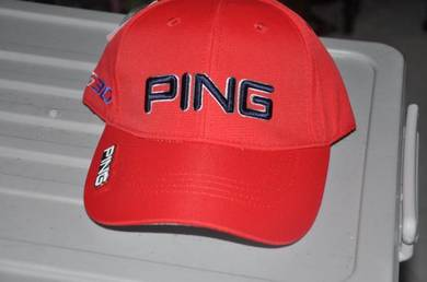 Topi Golf PING Kod-PG 01