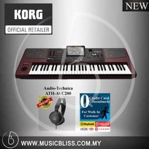 Korg Pa1000 Arranger w/ Headphone & 0% Installment