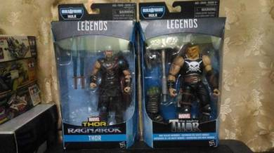 Thor ragnarok thor and ares