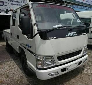 Lorry JMC 5 Seater