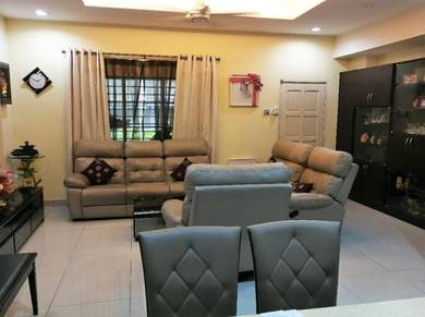 End Lot with Extra 5ft Land Presint 11 Putrajaya Move In Condition
