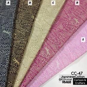 Kain Cotton High Quality & Murah CC-47