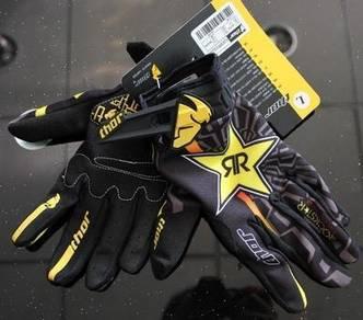 Rockstar x thor glove