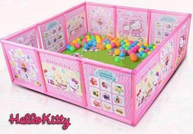 New Kitty Doraemom Playard- offerbluepink(1)