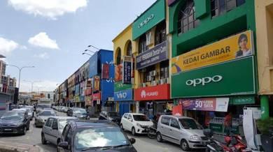 Kajang 3 sty Shop Lot Jalan Tun Abdul Aziz
