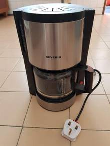 SEVERIN drip coffee machine