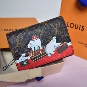 Authentic Louis Vuitton Victorine Wallet Limited